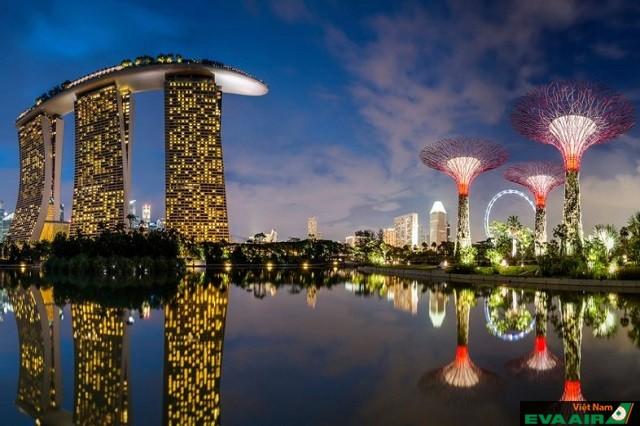 Singapore – thành phố của tương lai