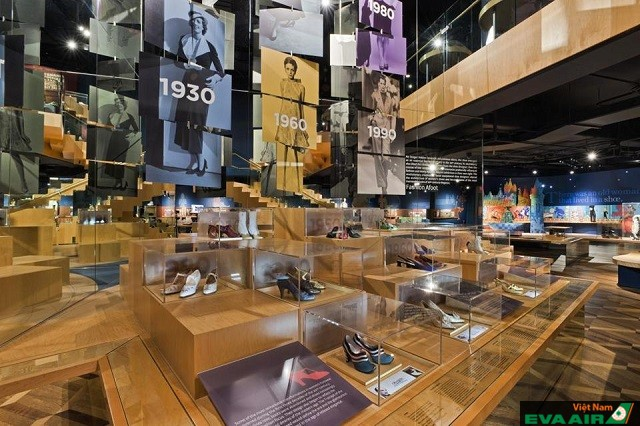 Bảo tàng giày Bata điểm dừng chân thú vị ở Toronto