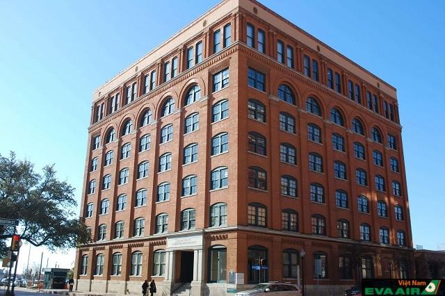 Bảo tàng Sixth Floor – Điểm nhìn lịch sử nước Mỹ