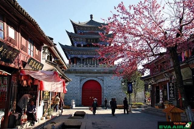 Trấn cổ Dali là điểm đến văn hóa tuyệt vời ở Trung Quốc