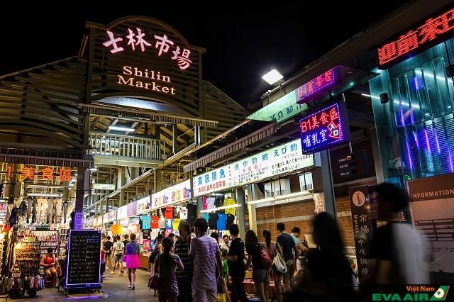 Chợ đêm ở Đài Loan – thiên đường mua sắm thứ gì cũng có