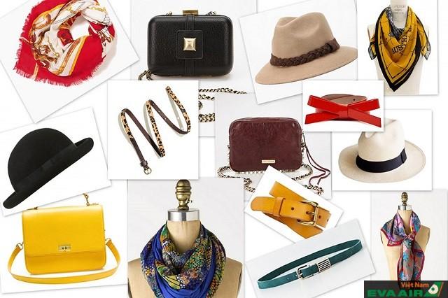 Phụ kiện thời trang cũng là một gợi ý quà tặng có thể mua về làm quà