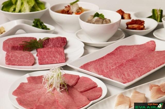 Yakiniku Champion nơi cho bạn thưởng thức món thịt bò tươi ngon