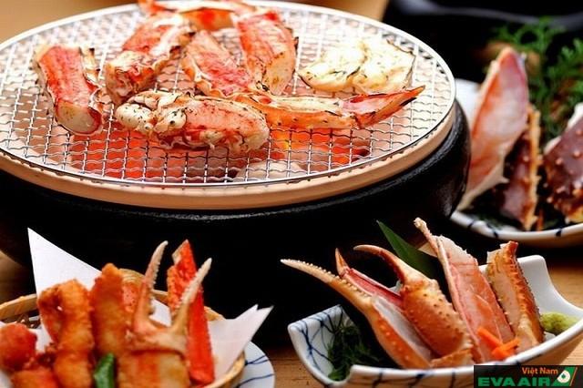Tokori là một trong những nhà hàng bán đồ nướng hiếm hoi tại Tokyo