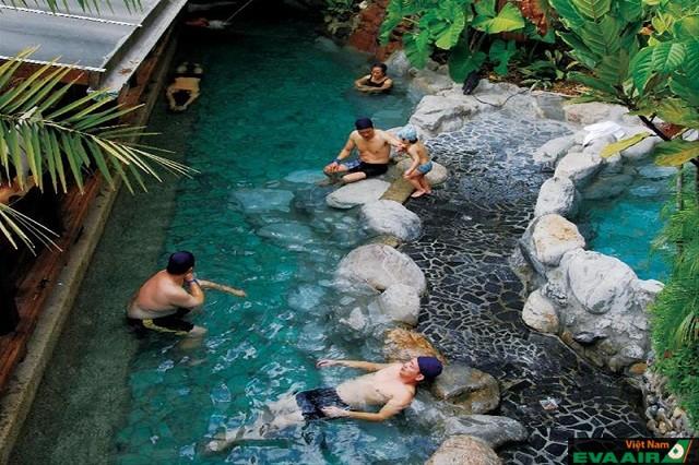 Guguan hấp dẫn du khách  bằng nhiều hình thức du lịch khác nhau