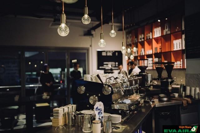 Bạn sẽ được thưởng thức nhiều hương vị cà phê khi đến Addison & Steele