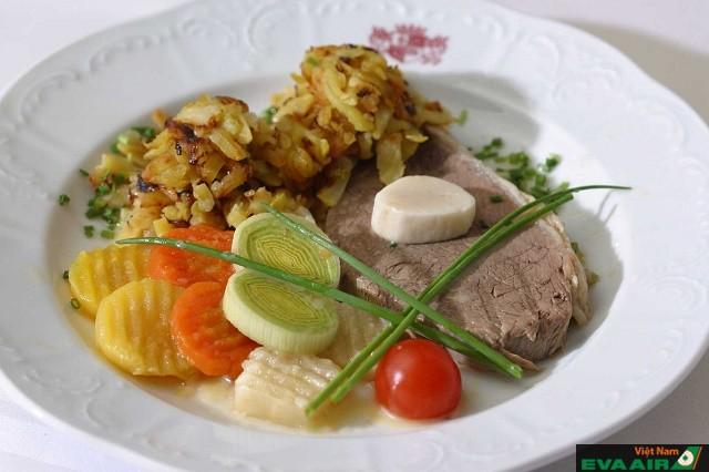 Nếu đã đến Vienna thì đừng quên thưởng thức món tafelspitz