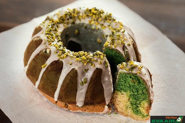 Gugelhupf cũng là một loại bánh ngọt được cư dân Vienna cực kì yêu thích