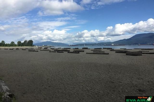 Vancouver Guest House có tầm nhìn hướng ra biển tạo không gian nghỉ ngơi yên tĩnh